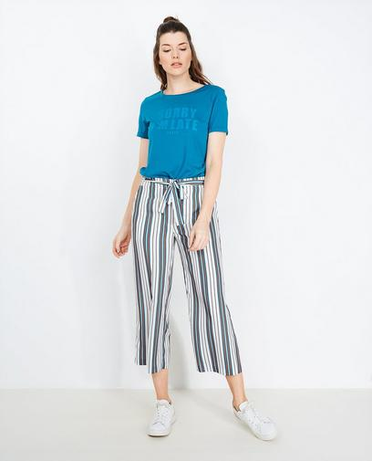 Roomwitte culotte